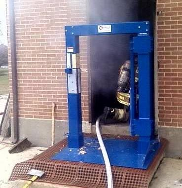 Firehouse Innovations Corp The Multi Force Forcible Entry Door
