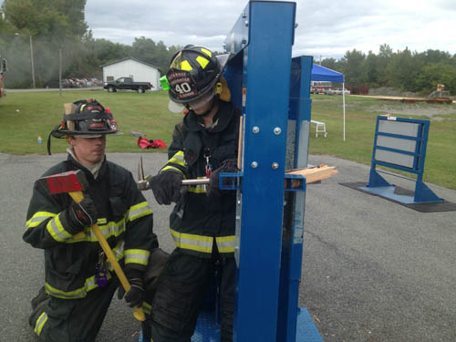 Firehouse Innovations Corp The Multi Force Forcible Entry Door System Ballston Spa Benefit